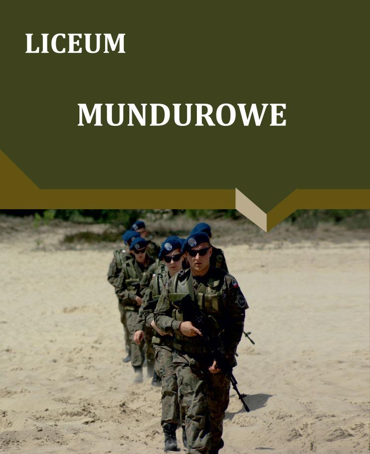 Liceum Ogólnokształcące Mundurowo Administracyjne